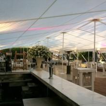 קירוי עמיד לגשם- אוהל מתיחה - אירוע פרטי- גן ארועים - אושן