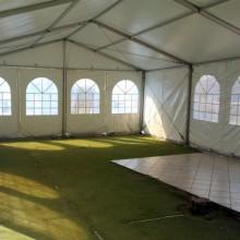 נגד גשם- אוהל קונסטרוקציה - ארוע פרטי