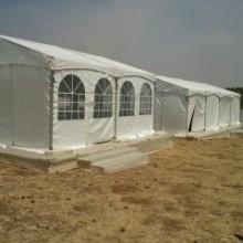 אוהל קונסטרוקציה נגד גשם - ארוע חברה אלביט אלישרא