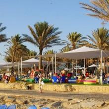 קירוי נגד שמש- אירוע - חוף דור