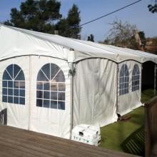 אוהל קונסטרוקציה - ארוע פרטי