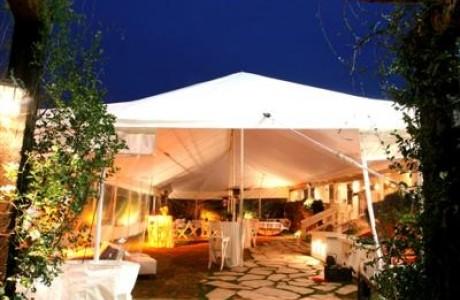 אוהל מתיחה -גן אירועים
